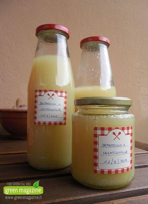 Detersivo per lavastoviglie fai da te   http://www.greenmagazine.it/detersivo-per-lavastoviglie-fai-da-te/