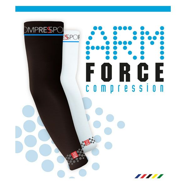Arm Force Compression Arm Sleeves & Sports Compression Clothing | Official Compressport USA Store
