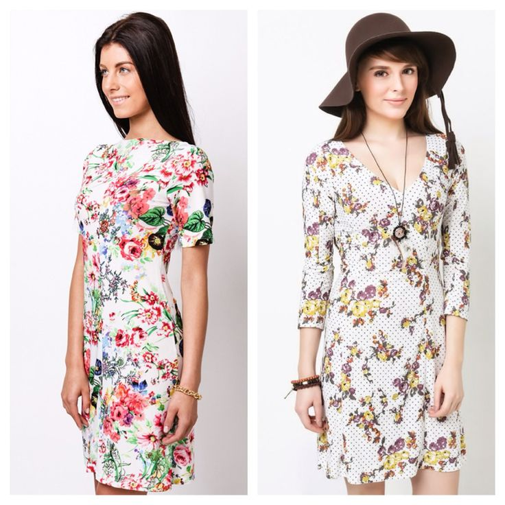 Printed dresses by Daria Clothing Available at: www.zalora.com.ph/Daria