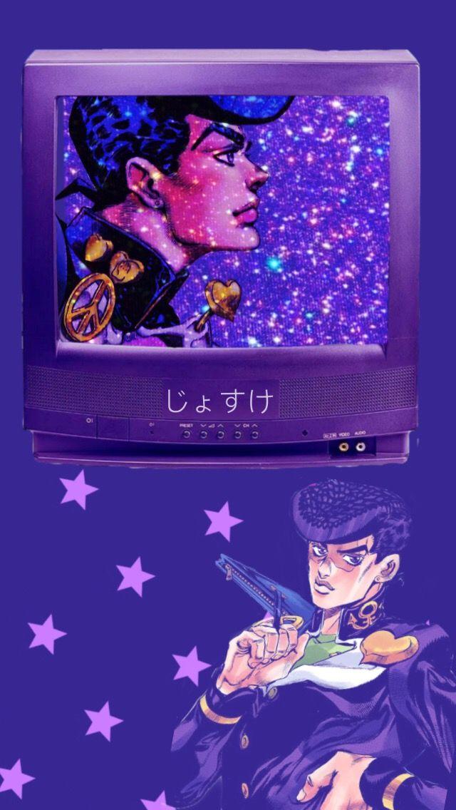 Josuke Higashikata Wallpaper Jojo Anime Jojo Bizarre Jojo Bizzare Adventure
