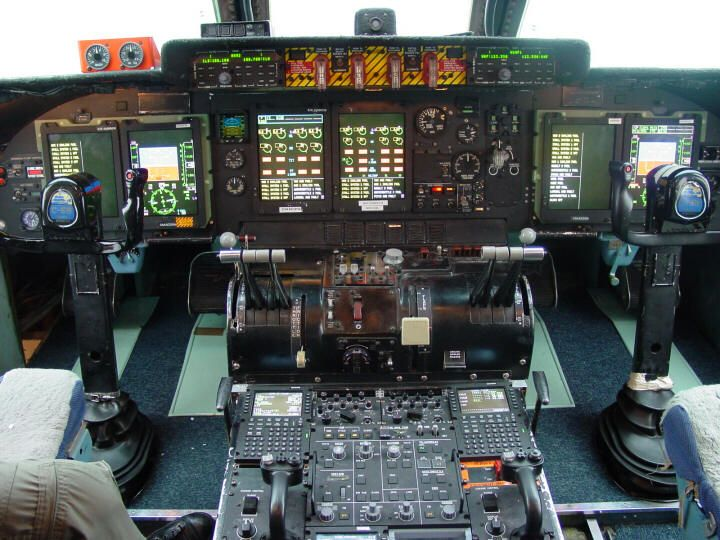 C-5M Cockpit - Glass cockpit - Wikipedia, the free encyclopedia