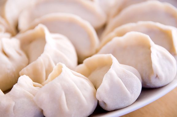 chinese dumplings and potsticker recipe | use real butter
