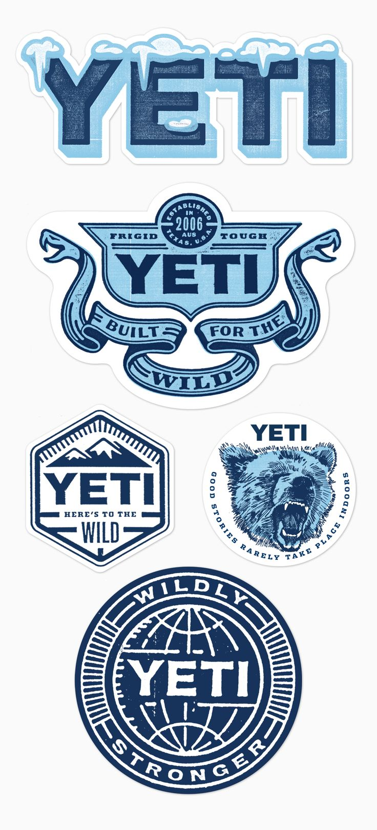 best 25  yeti logo ideas on pinterest