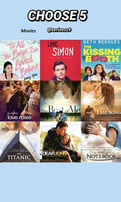 Pin by joknytte on Movies in 2019 | Romance movies best