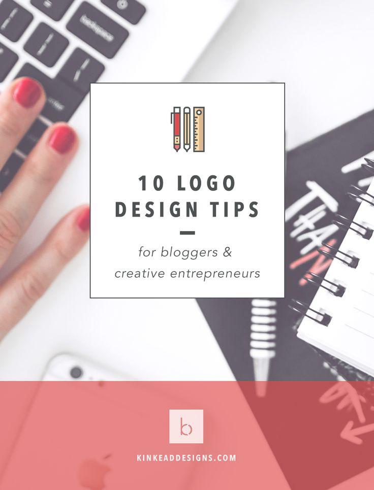 Logo Design Tips for Bloggers and Entrepreneurs