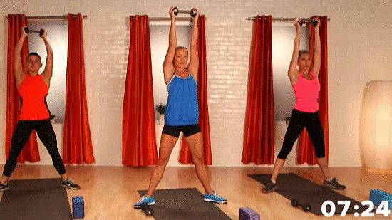 A 5-Minute Workout For Slimmer Inner Thighs: Forget the beach cover-up!