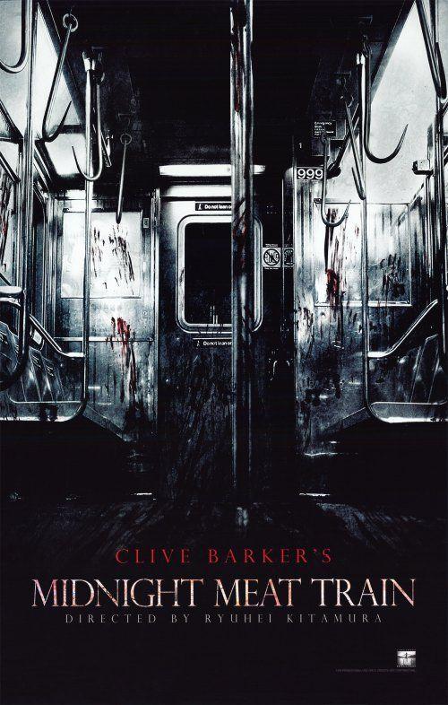 Midnight meat train (2008) - Ryūhei Kitamura