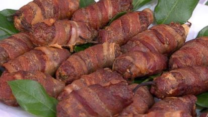 Willie's Armadillo Eggs Recipe | Duck Dynasty | Recipe - ABC News