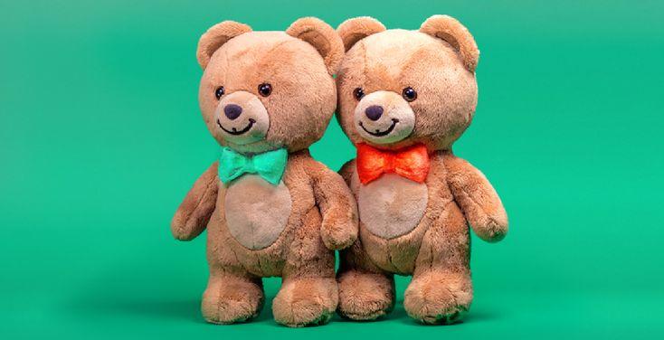 100 Pairs of Kraft Bear Hug Bears with Wifi Offered • Canadian Savers
