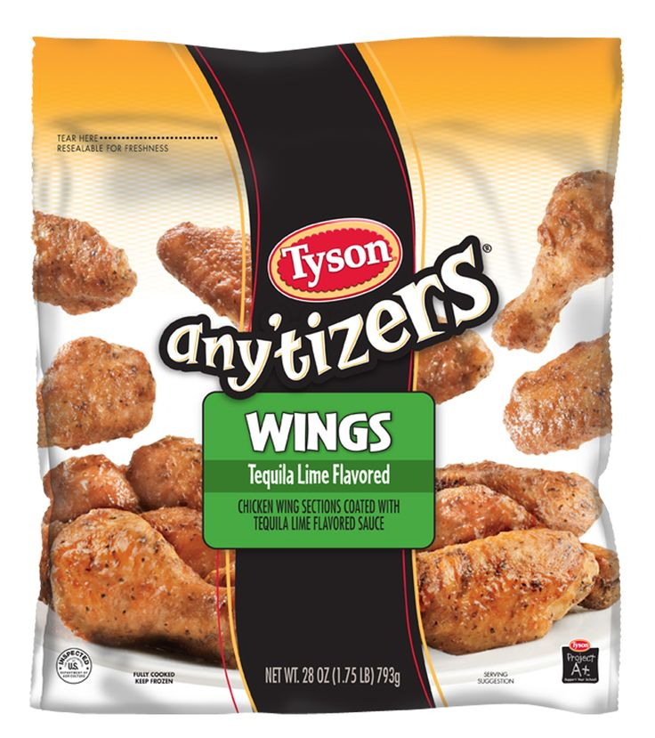Any Tizers Tequila Lime Wings Add A Unique Flavor To The Wing Category