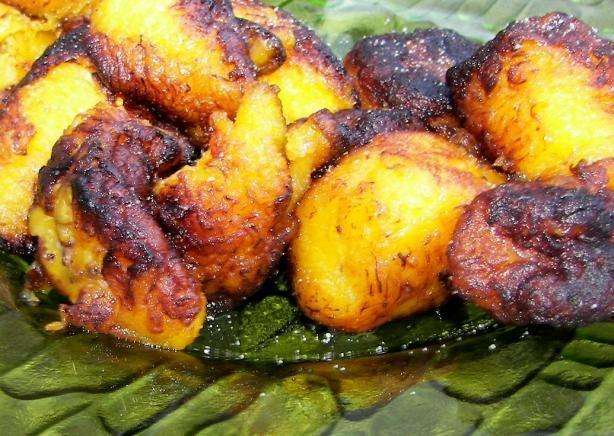 Platanos Maduros Costa Rican Fried Ripe Plantains) Recipe - Food.com - 187284