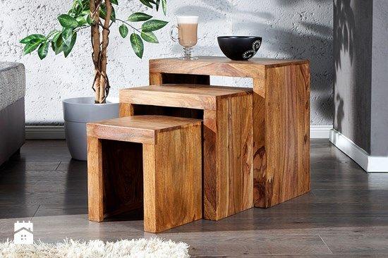 9design: Ciepło naturalnego drewna w nowoczesnych formach - zdjęcie od 9design
