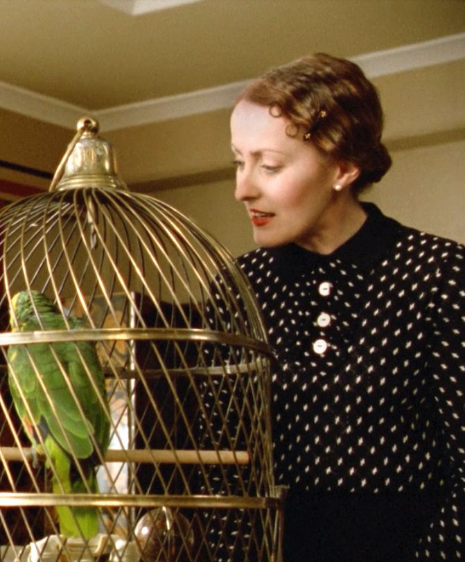 Pauline Moran as Miss Lemon in Agatha Christie's Poirot