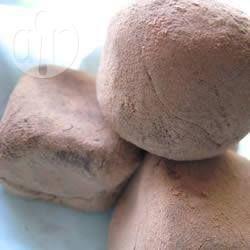 Gemakkelijke witte chocolade truffels @ allrecipes.nl