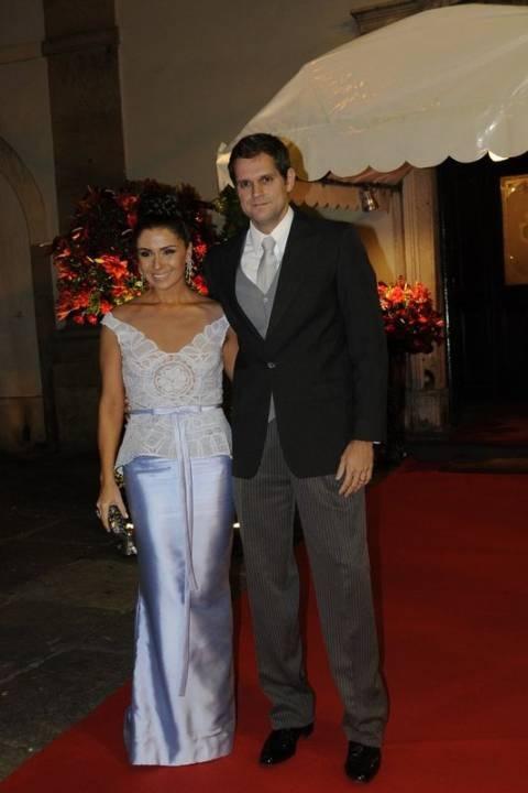 Giovanna Antonelli com o marido Leonardo Nogueira #Brazilian
