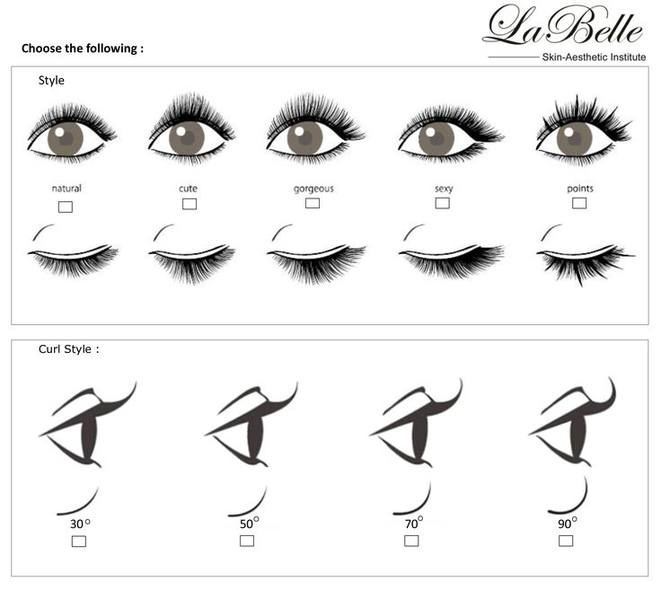 [Review] La Belle Skin Eyelash Extension