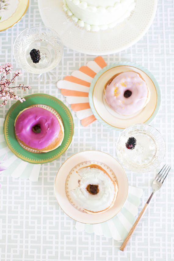 pretty donuts.