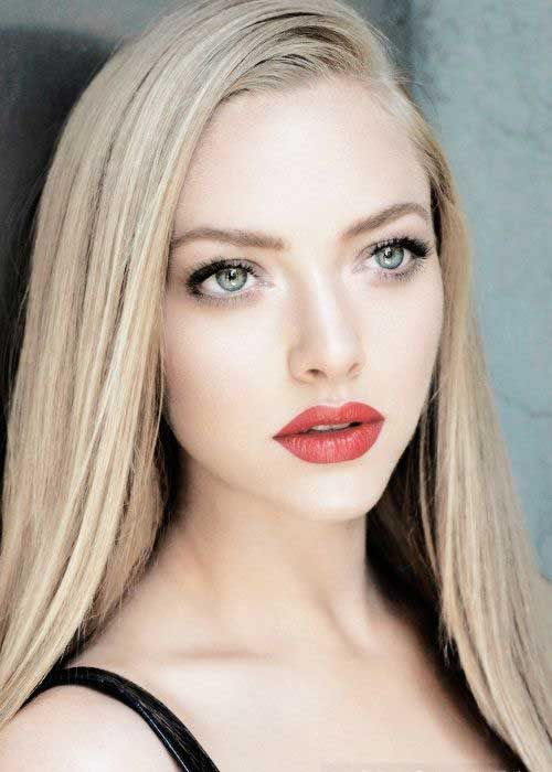 Attractive long hair color ideas