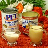 evaporated milk, sweetened condensed milk, cooking, tips, canned, can, recipes, receipts