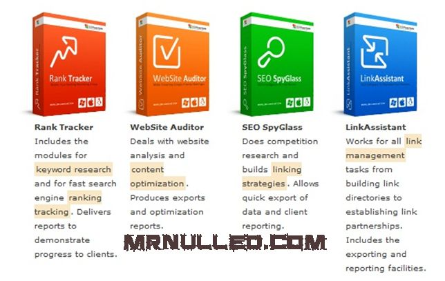 SEO PowerSuite 2013 Enterprise Edition (Cracked)