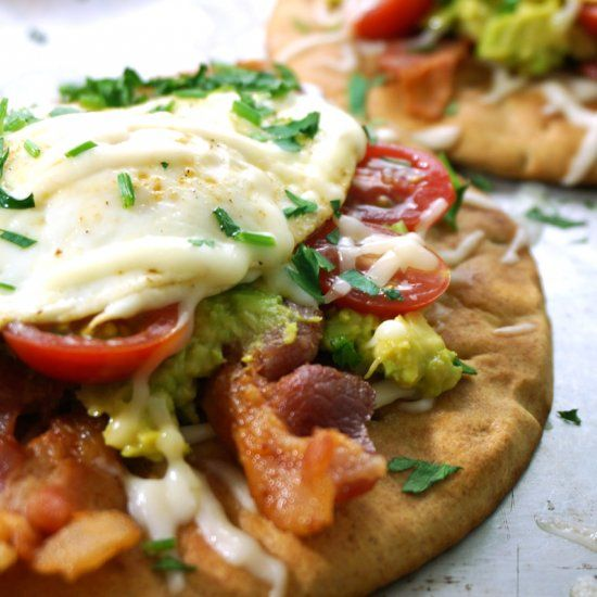 breakfast burrito pizza breakfast pita pizza egg y breakfast pizza ...