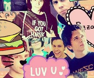 elrubius 😍 por katherin_Uncornio en We Heart It