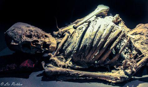Momias de Guanajuato, México, esqueleto, skull