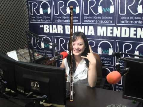 SALUSAVA - KEPASTIAN   JESSICA LONA ON THE MIX  at INDIE RADIO ONLINE