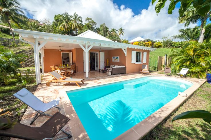 Villa Ti Bonheur Martinique - 3 br luxury villa rental in Le Vauclin