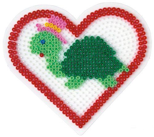 Afbeeldingsresultaat voor onze vlag strijkparels hartje