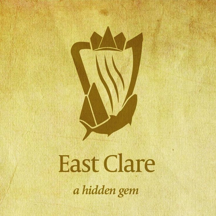 East Clare logo design by VA