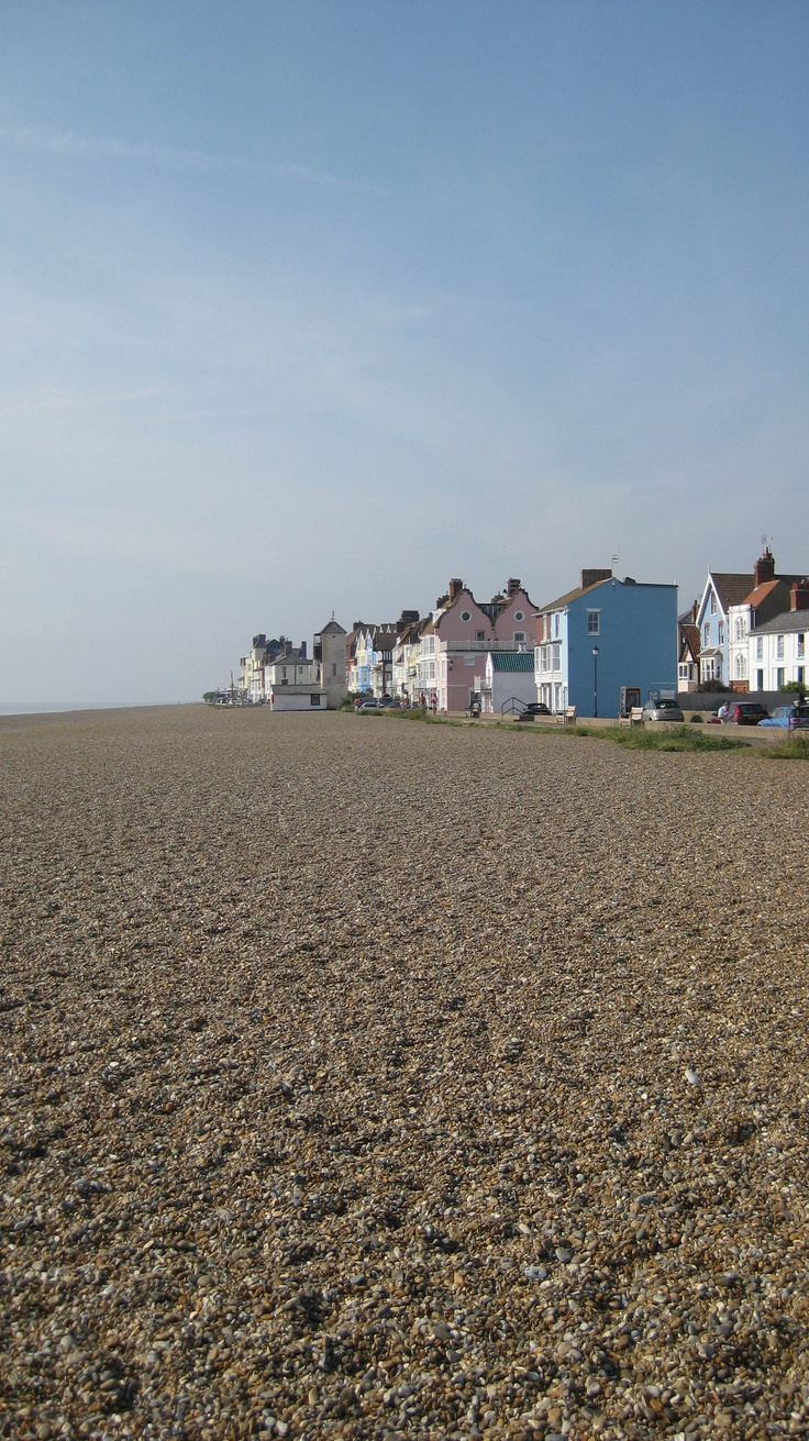 Aldeburgh, my favourite place