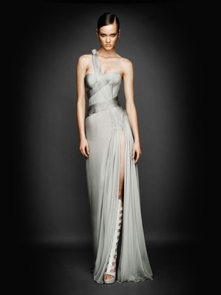 The 324 best Versace images on Pinterest | Formal prom dresses, High ...