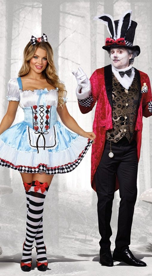 65 Best Cutest And Funny Couple Makeups And Couple Customs Ideas For This Halloween – Page 59 of 65