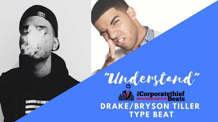 "Trap Beat Drake Style X Bryson Tiller Type Beat 2017 ""Understand"""