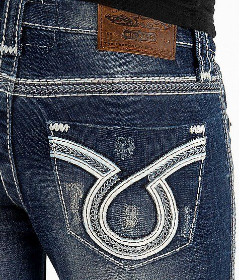 Big Star Jeans - my absolute favorite pair of jeans...EVER