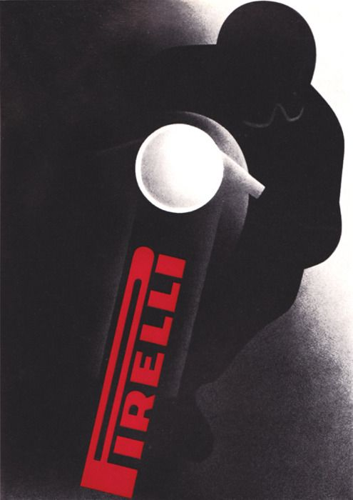 Pirelli by Gerhard Förster