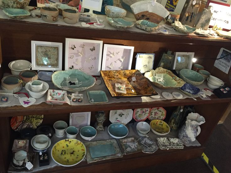Artique @ the Marina Ambel Ceramics by June Roddam