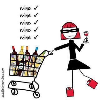 : Wine Time, Grocery Shops, Red Hairs, Check Shoppinglist, Shops Lists, Check Lists, Vino Verita, Things Vino, Wine Shops