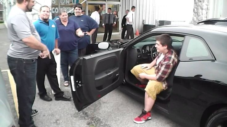 Related Reviews DODGE Challenger or Dodge Challenger Gifts – 2013 Dodge Challenger Testimonial – Mike B. From Marietta 30090 GA.   17 year old Jacob gets a surprise gift from the folks: a brand new 2013 Challenger!  2013 Dodge Challenger Testimonial – Mike B., Related Reviews...
