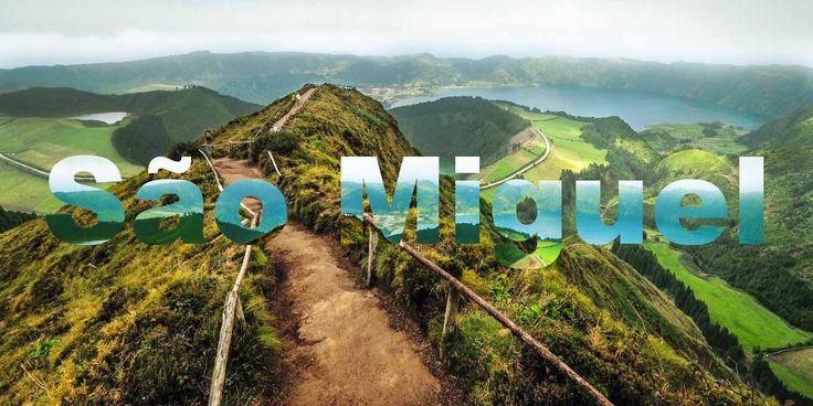 Die Insel Sao Miguel auf den Azoren ist die vielfältigste Insel des Archipels: Vulkane, Steilklippen, heiße Quellen, spektakuläre Wanderungen!
