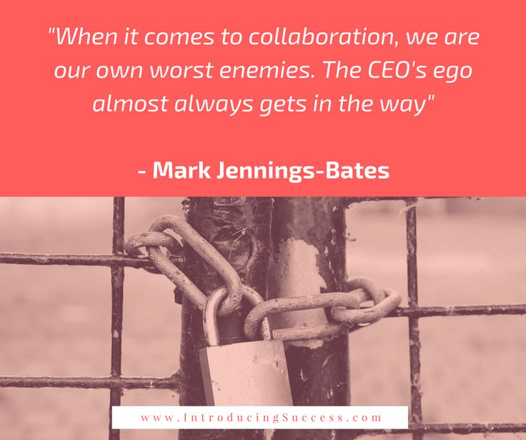 Learn to grow with collaboration...