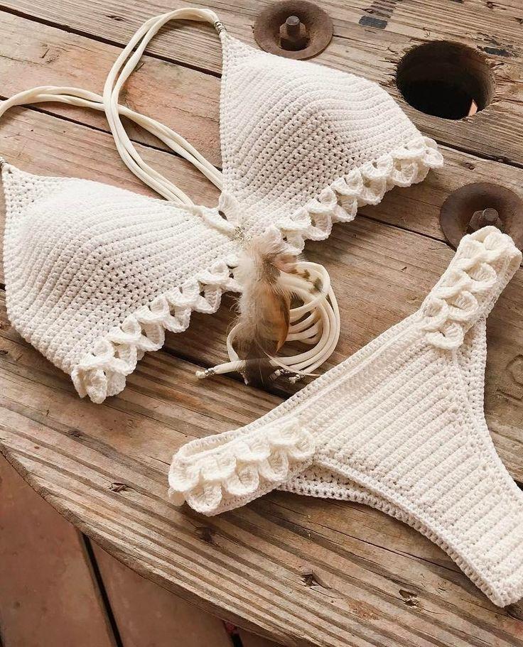 38+ Summer Free Crochet Bikini Pattern Design Ideas for This Year Part 26