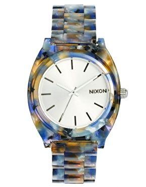 Image 1 ofNixon Watercolour Acetate Watch