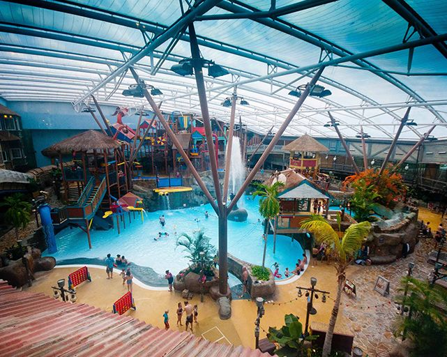 The UK's best water parks