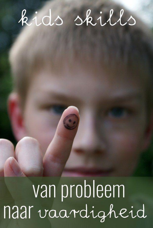 Kids skills: van probleem naar oplossing