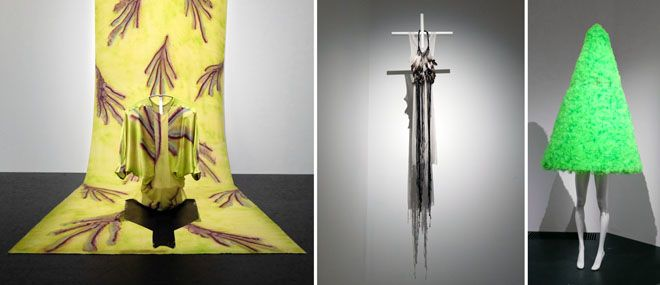 Exposition The Belgians Bozar BXL - Katrien Van Hecke - Ann Demeulemeester - Erwin Wurm/Walter Van Beirendonck