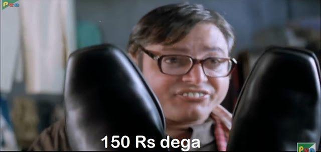 Phir Hera Pheri Funny Meme Templates In 2020 Meme Template Funny Images Laughter Indian Meme