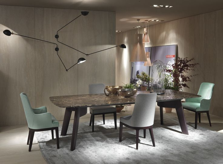 Milan 2015 Orlando Dining Table You Me Chair Armchair All Projects