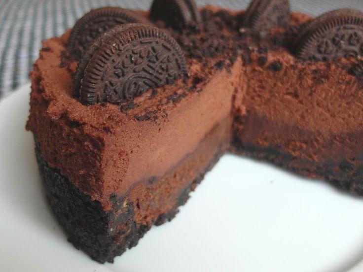 Oreo čokoládová torta